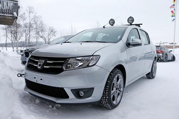 Renault Sandero отримає «гарячу» версію