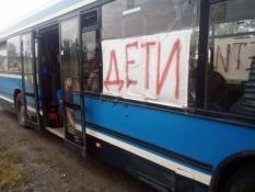 З Дебальцево вивозять мирних громадян, ОБСЄ просить про перемир'я