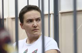 Савченко продовжує голодування, назвавши Джемілєва прикладом для себе