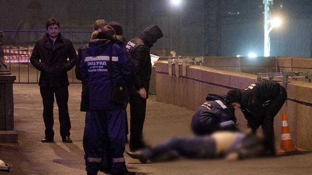 Борис Нємцов убитий в центрі Москви