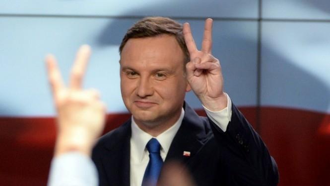 Чого чекати Україні від нового президента  Польщі Анджея Дуди
