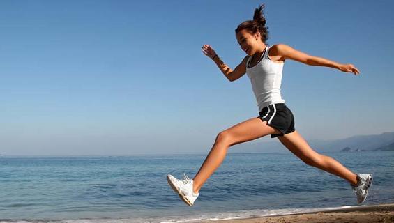 Літо — найкраща пора для регулярних оздоровчих пробіжок