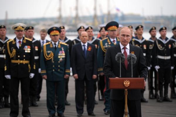 ЗМІ Естонії: Москва ображена бойкотом Параду Перемоги