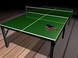 Тенісні столи: які моделі вважаються кращими