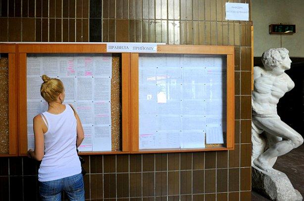 ЗНО з української мови не склали 23 тис. випускників