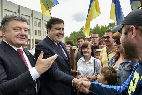 Саакашвілі — це великий подразник для Москви