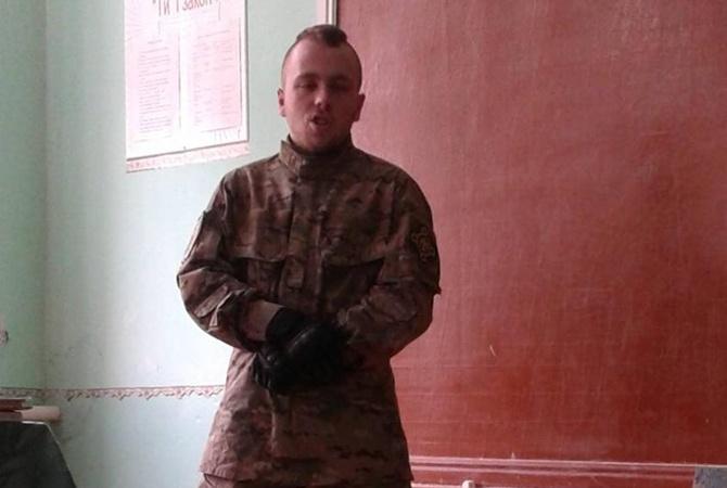 Гранату в міліціонерів під Радою кинув боєць АТО