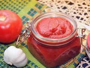 Як зробити томатний соус власноруч