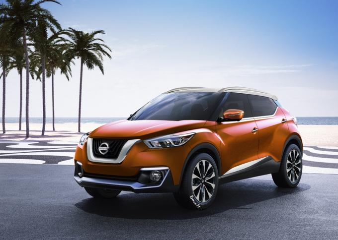 З'явилися зображення нового Nissan Juke