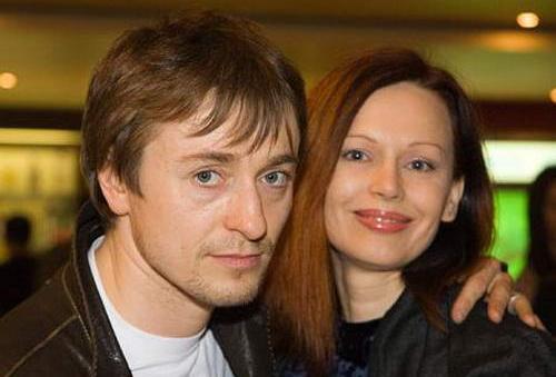 Сергій Безруков вперше прокоментував розлучення з дружиною
