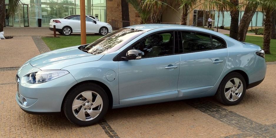 Renault і Dongfeng будуть випускати електромобілі в Китаї