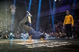 Бі-бой Робін побореться за звання найсильнішого танцюриста Східної Європи
