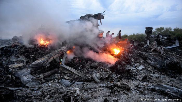 Незалежні експерти: MH17 був збитий російським «Буком»