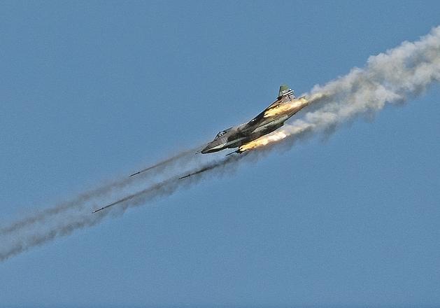 Як війна в Сирії вплине на мир в Україні