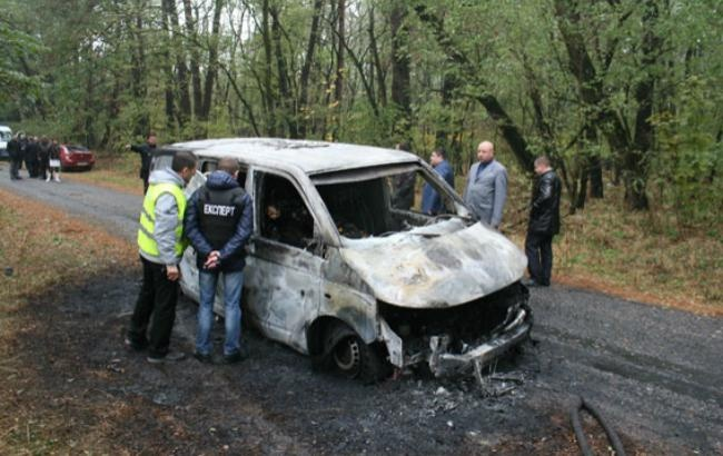 Чернігівських інкасаторів «Приватбанку» застрелив їх колега