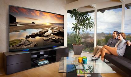 Телевизор – отличный подарок для родителей