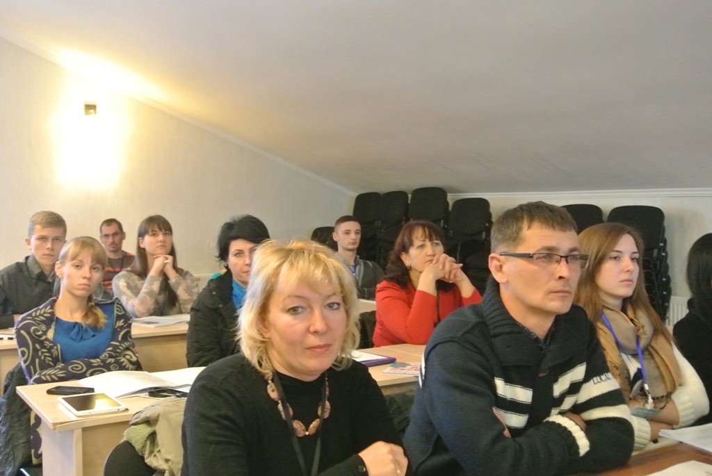 Активісти Центральної України готують соціальні проекти для своїх громад