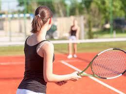 Скільки часу потрібно щоб навчитись грати у великий теніс