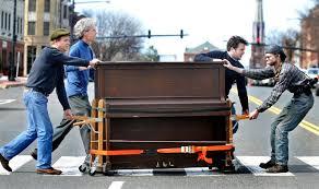 Особенности перевозки рояля и пианино
