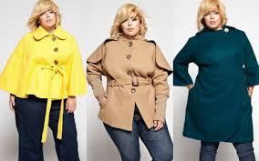 Вибір одягу великих розмірів для пишних дам