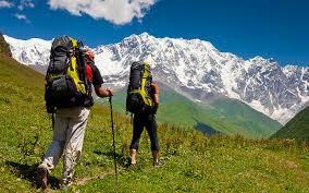 Выбираем туристические палатки