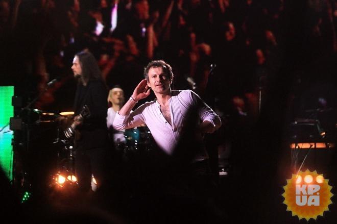 Перед концертом «Океану Ельзи» Краматорськ наповнили фанати і поліцейські thumbnail