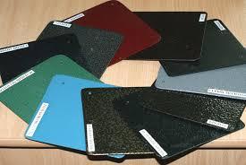 Полимерное покрытие – современное решение сохранения изделий из металла