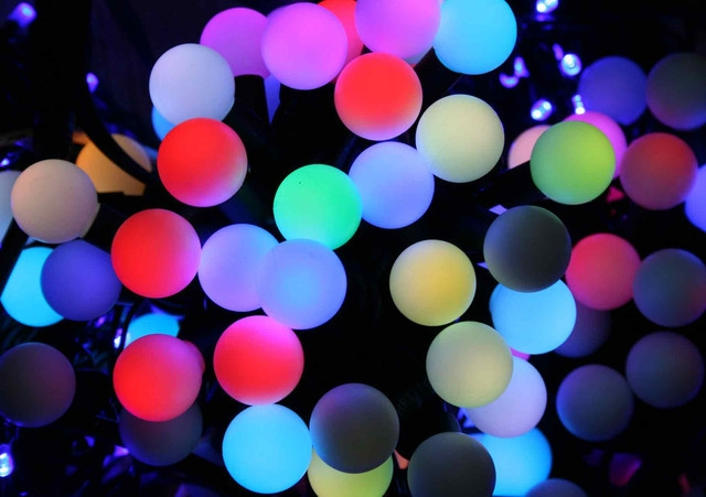 світлодіодні гірлянди