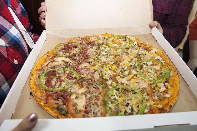 Замовляли піцу? — опитуванні мешканців нашого міста