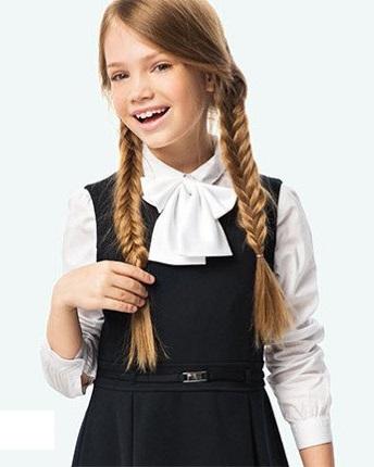 Из какого материала лучше выбирать школьную одежду оптом?