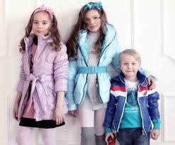 Правильно вибираємо верхній дитячий одяг