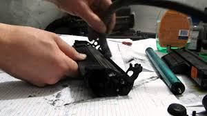 Заправка картриджа для лазерного принтера дозволяє суттєво зекономити