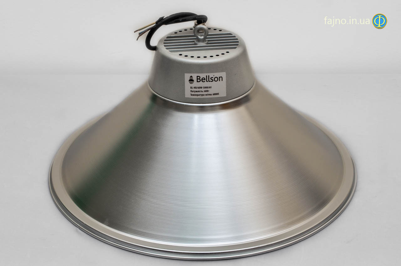 Светодиодные светильники купольного типа для производственных помещений