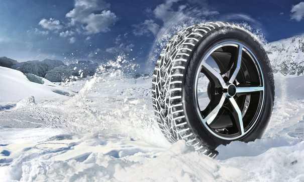Як вибрати зимові шини для автомобіля?