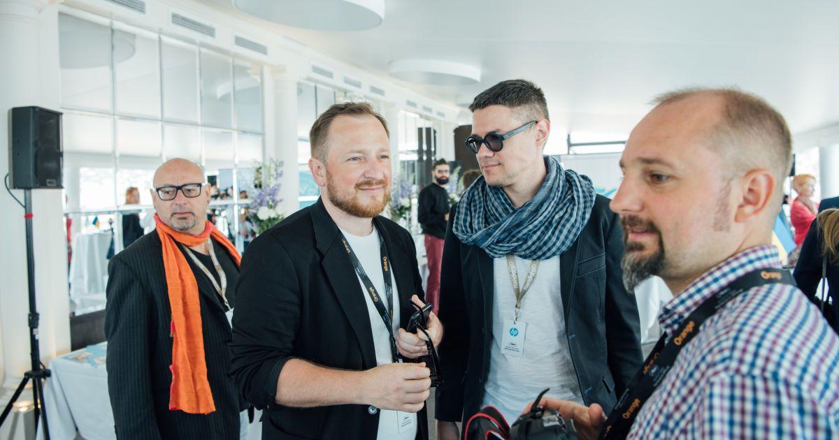 Продвижение украинского кино на Каннском кинофестивале: бизнес-ланч Meet Ukrainian Producers