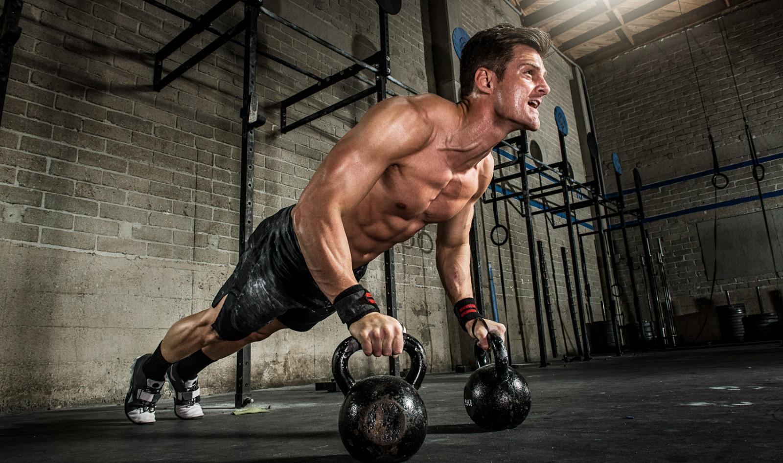 Кроссфит – спорт, стремительными шагами набирающий популярность