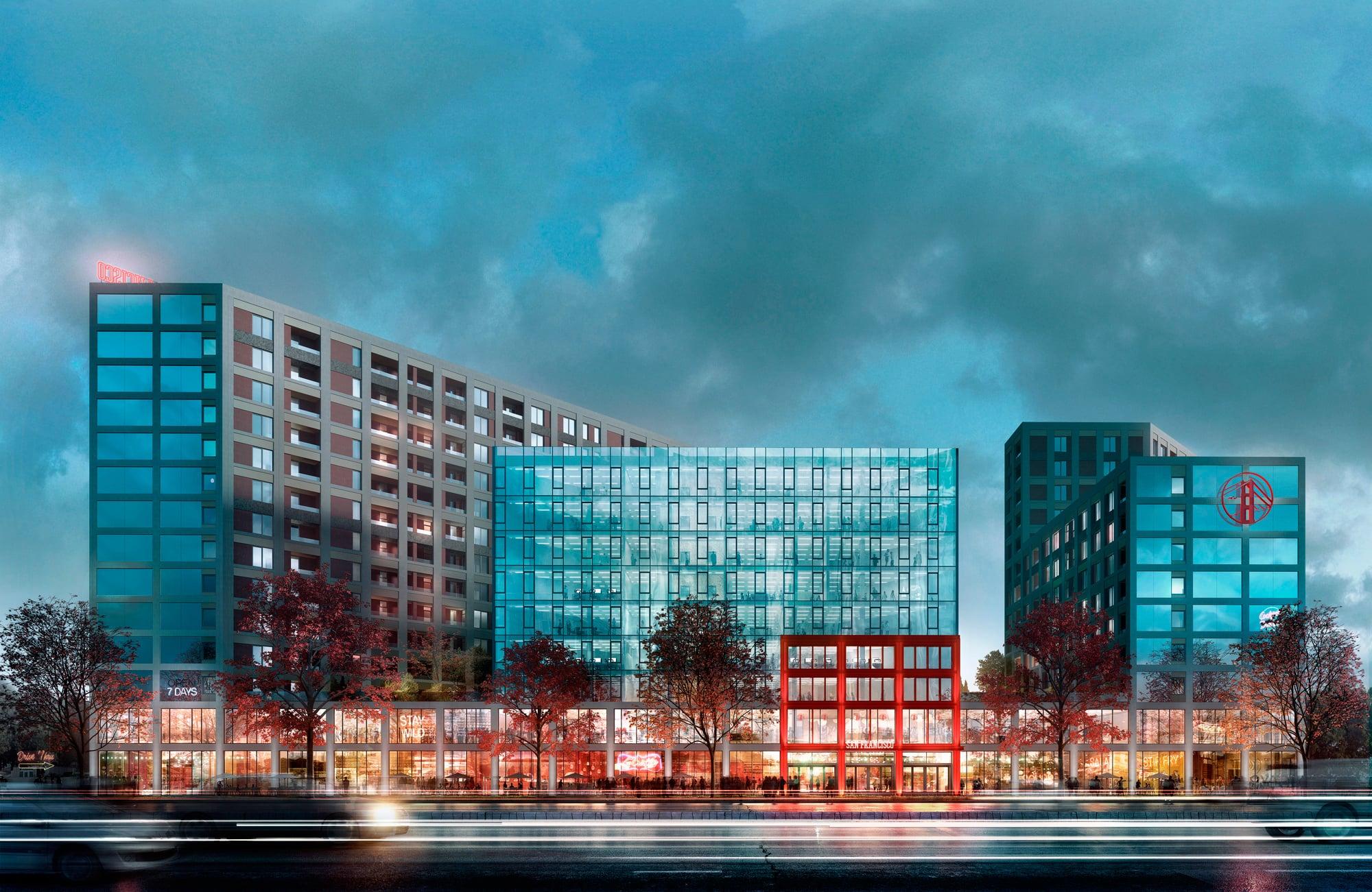 ЖК SAN FRANCISCO Creative House: почему стоит обратить внимание