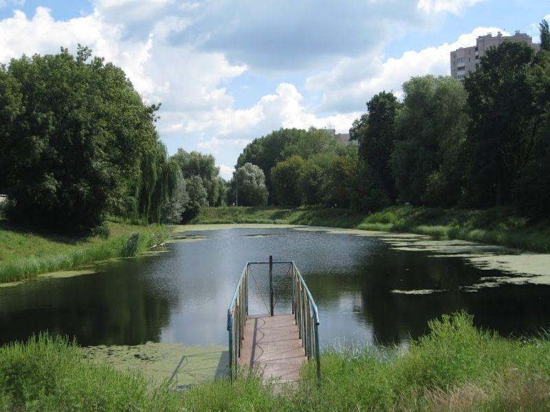 У Київраді спробують врятувати забруднене каскад озер на Теремках
