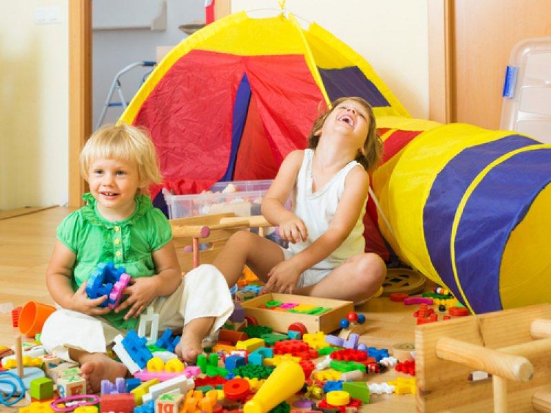 Игрушки для детей — важный этап развития