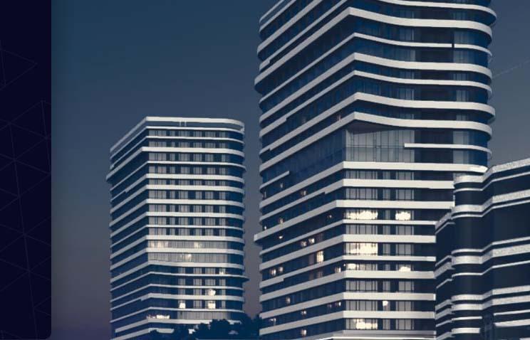 ЖК White Lines у фіналі престижного міжнародного професійного конкурсу World Architecture Festival