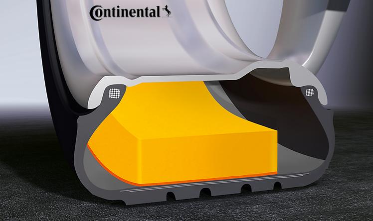 Достижения в производстве шин: минимизация уровня шума