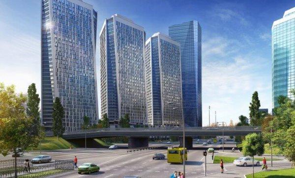 Найвищі новобудови Києва що будуються у 2018-му році