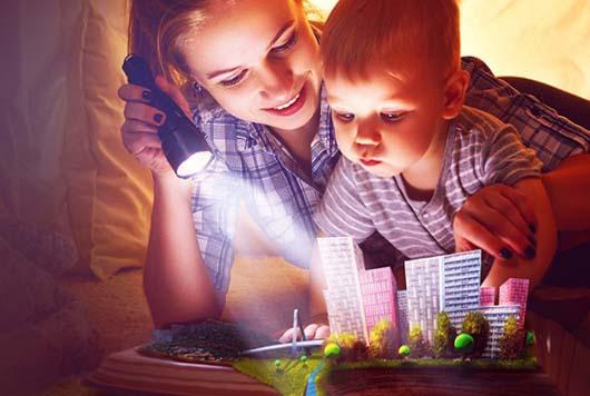 Будівництво міні-містечок на прикладі ЖК СвітлоПарку
