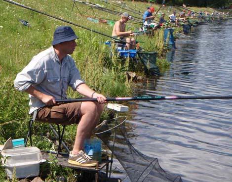 Рыболовство – это призвание