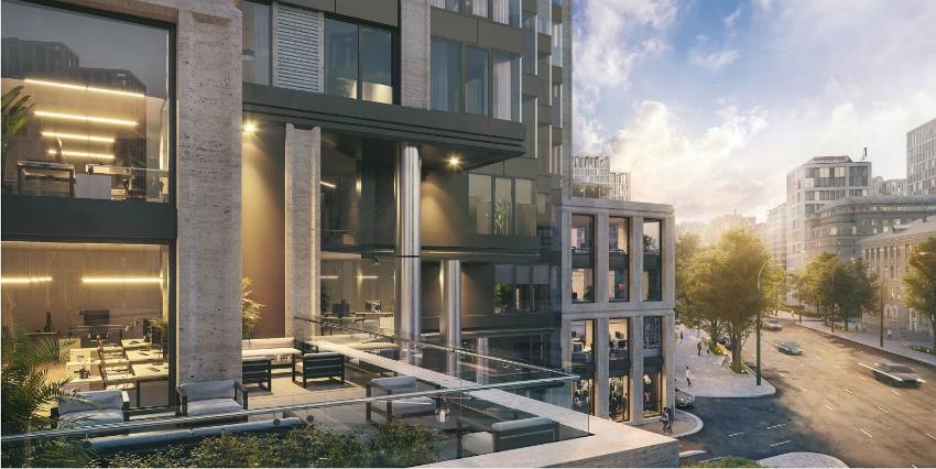 Компанія DIM group оголосила про будівництво нового житлового комплексу A136