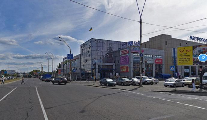 Поруч зі станцією метро «Оболонь» побудують ЖК Оболонь Плаза Парк