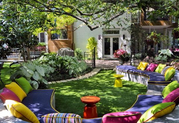 Вечер в саду: как создать уютную атмосферу