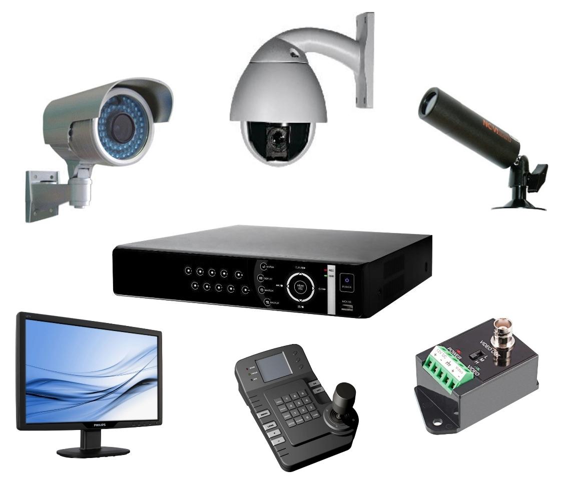 Комплекты систем безопасности — что выбрать для охраны дома