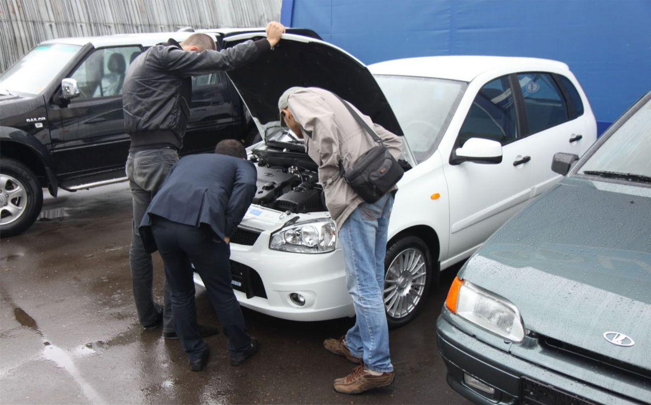 Как зарегистрировать подержанное авто после покупки?
