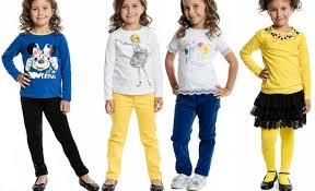 Яким має бути літній дитячий одяг?